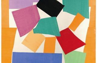 Henri Matisse ('The Snail' 1953)