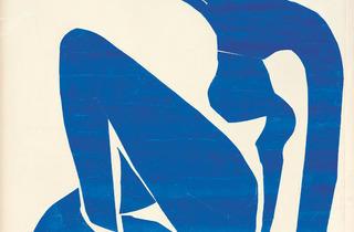 Henri Matisse ('Blue Nude (I)' 1952)