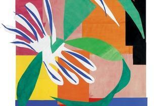 Henri Matisse ('Creole Dancer' 1950)