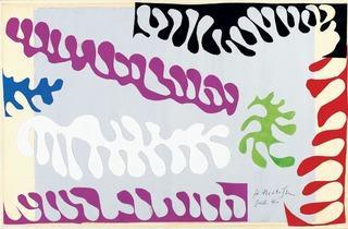 Henri Matisse ('The Lagoon' 1946 )