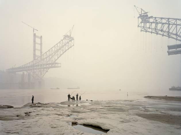 Nadav Kander (Chongqing XI, Chongqing Municipality, 2007)