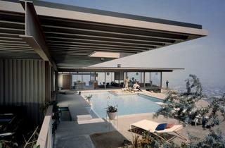 Julius Shulman (Case Study House #22, 1960 (Architect: Pierre Koenig))