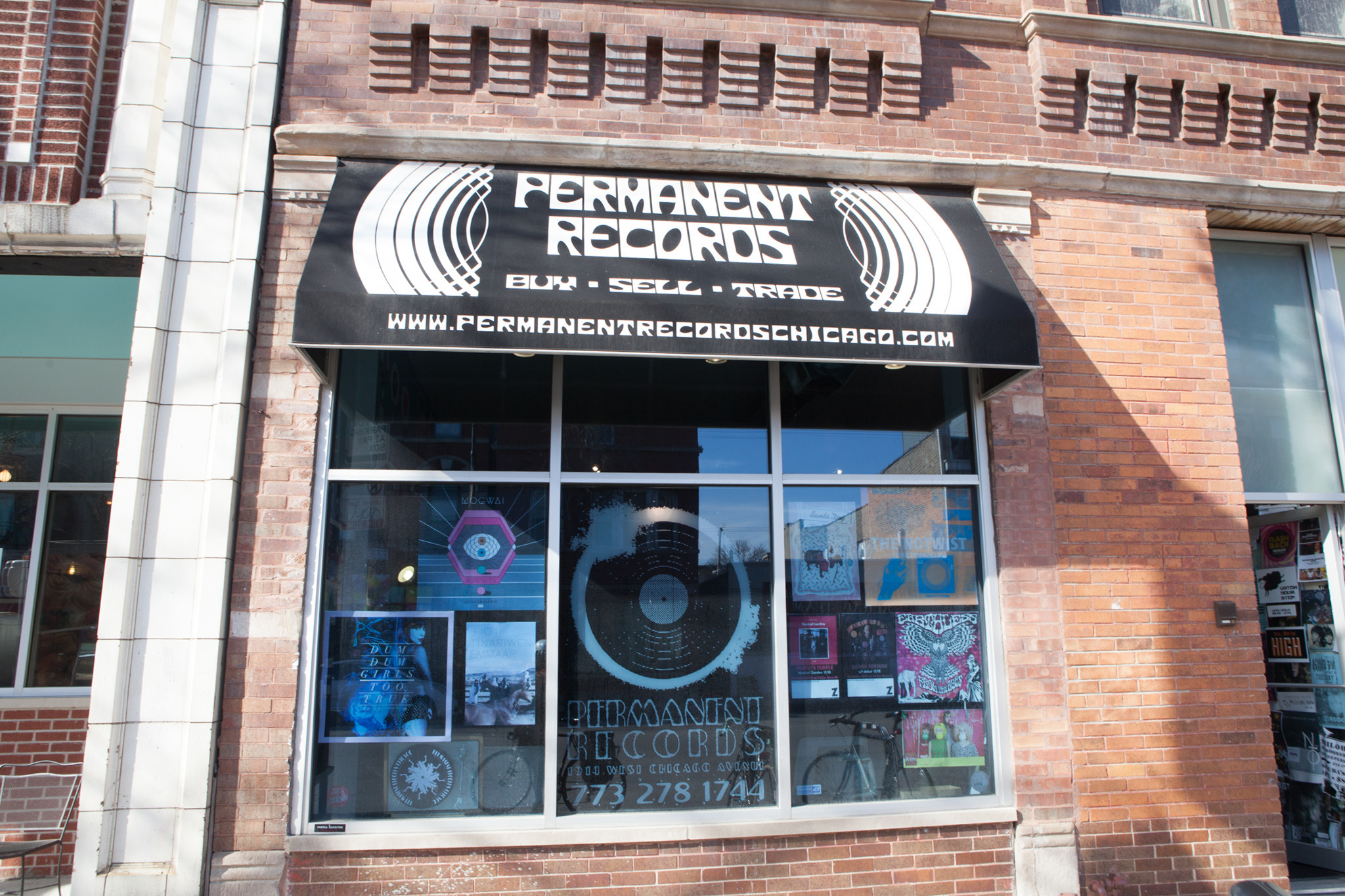 West Town record store Permanent Records is closing