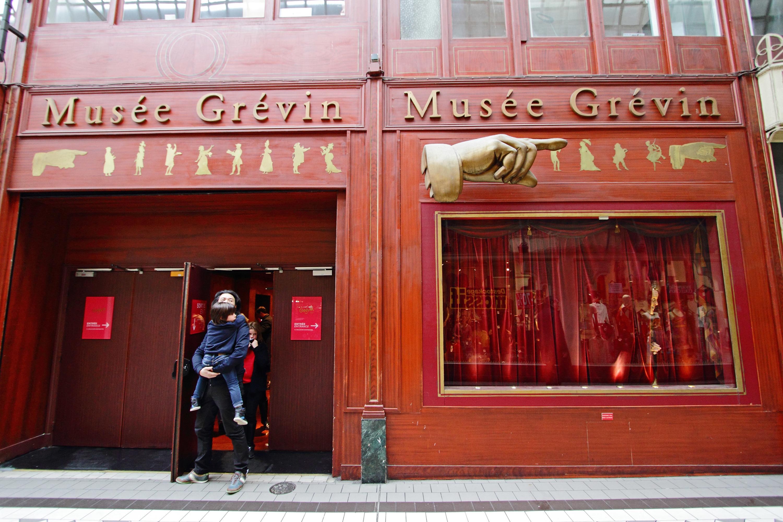 Passage Jouffroy Musée Grevin Paris