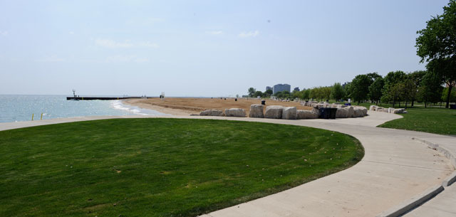 Oakwood Beach