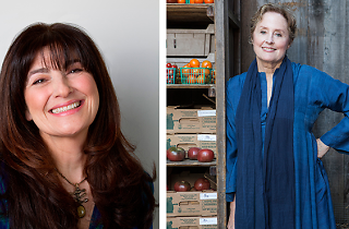 Ruth Reichl and Alice Waters discuss the state of American food culture.