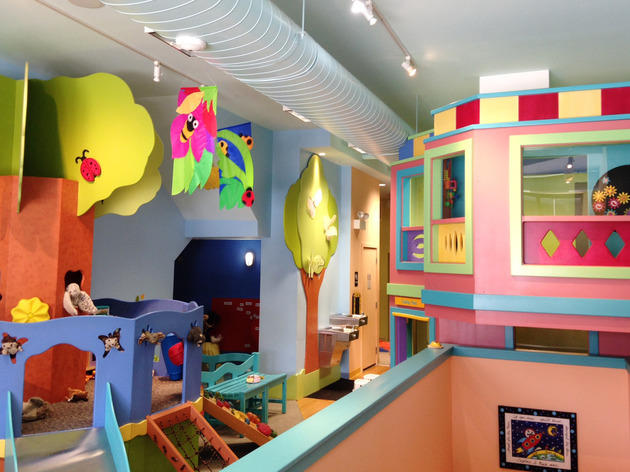 Top indoor playgrounds for kids