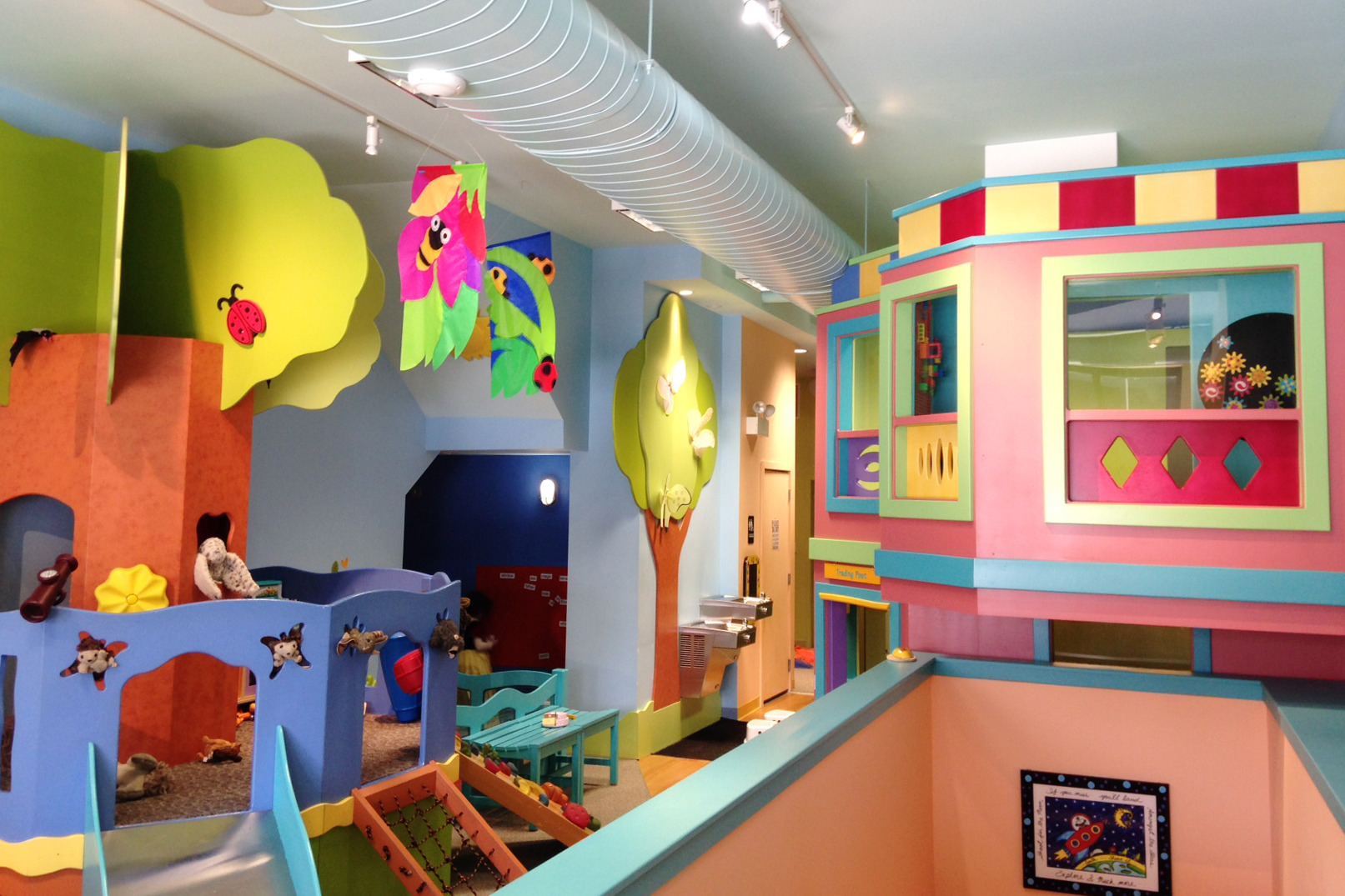 Things to do with kids family in chicago time out chicago for Indoor playground design ideas