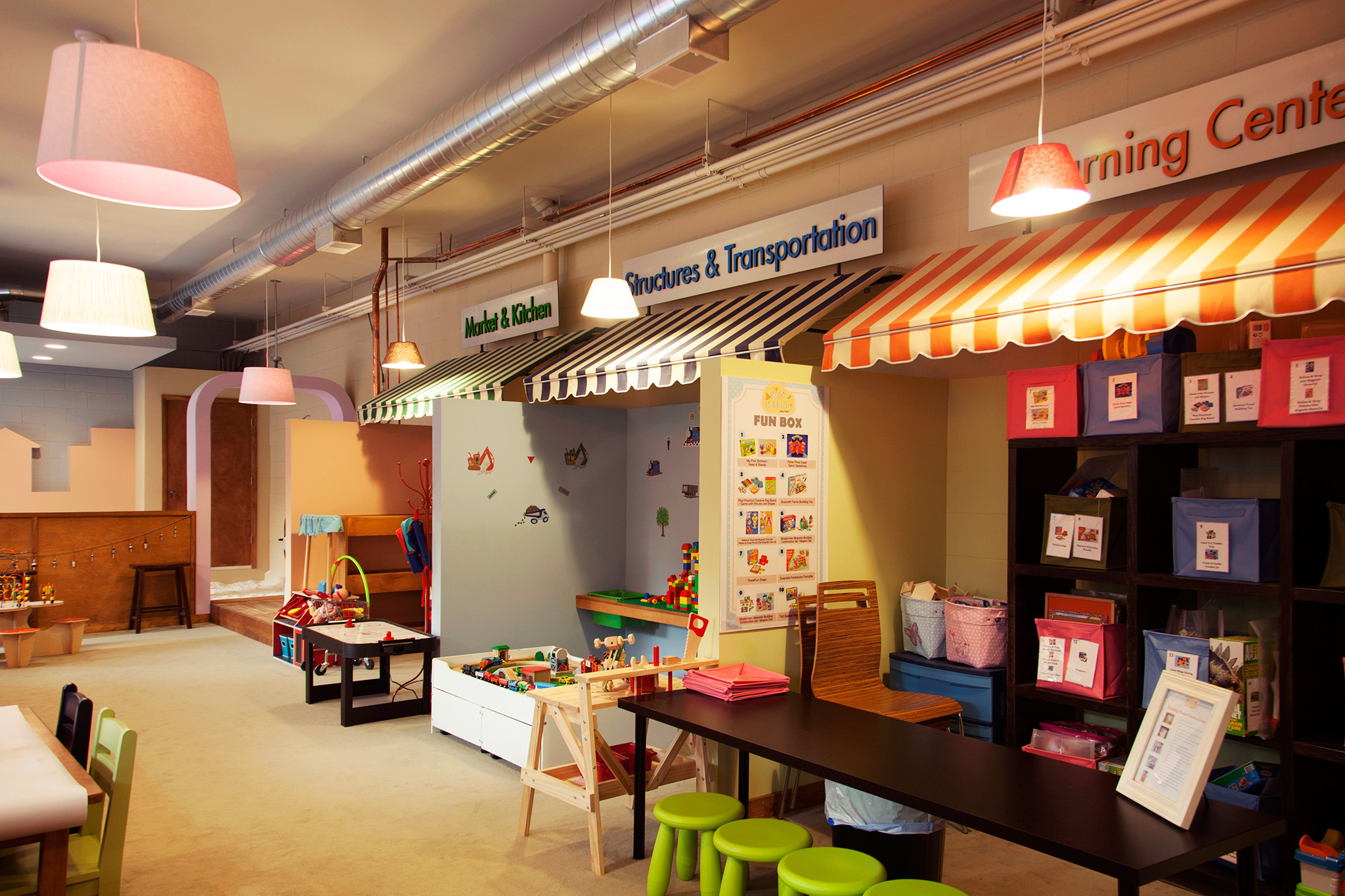 The best kids 39 indoor playgrounds in chicago for antsy kids for Kids restaurants