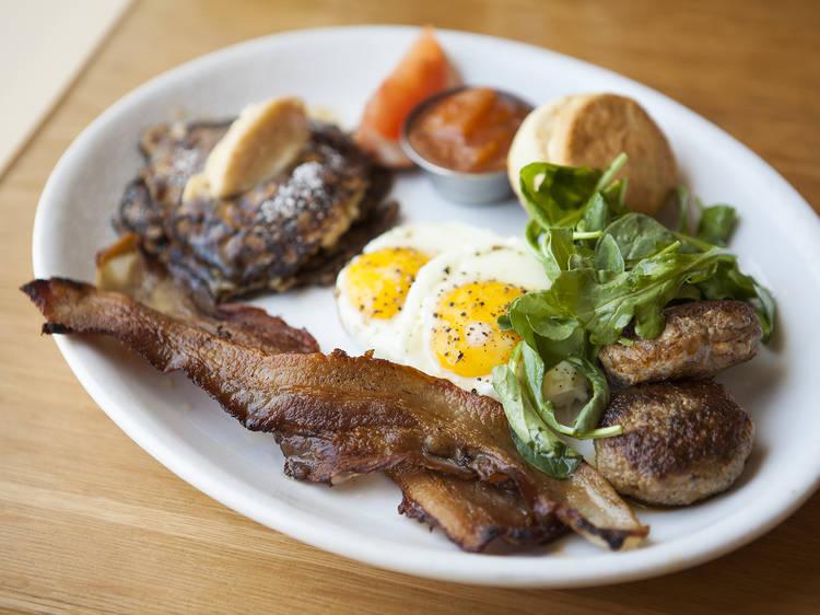 Breakfast by Salt's Cure