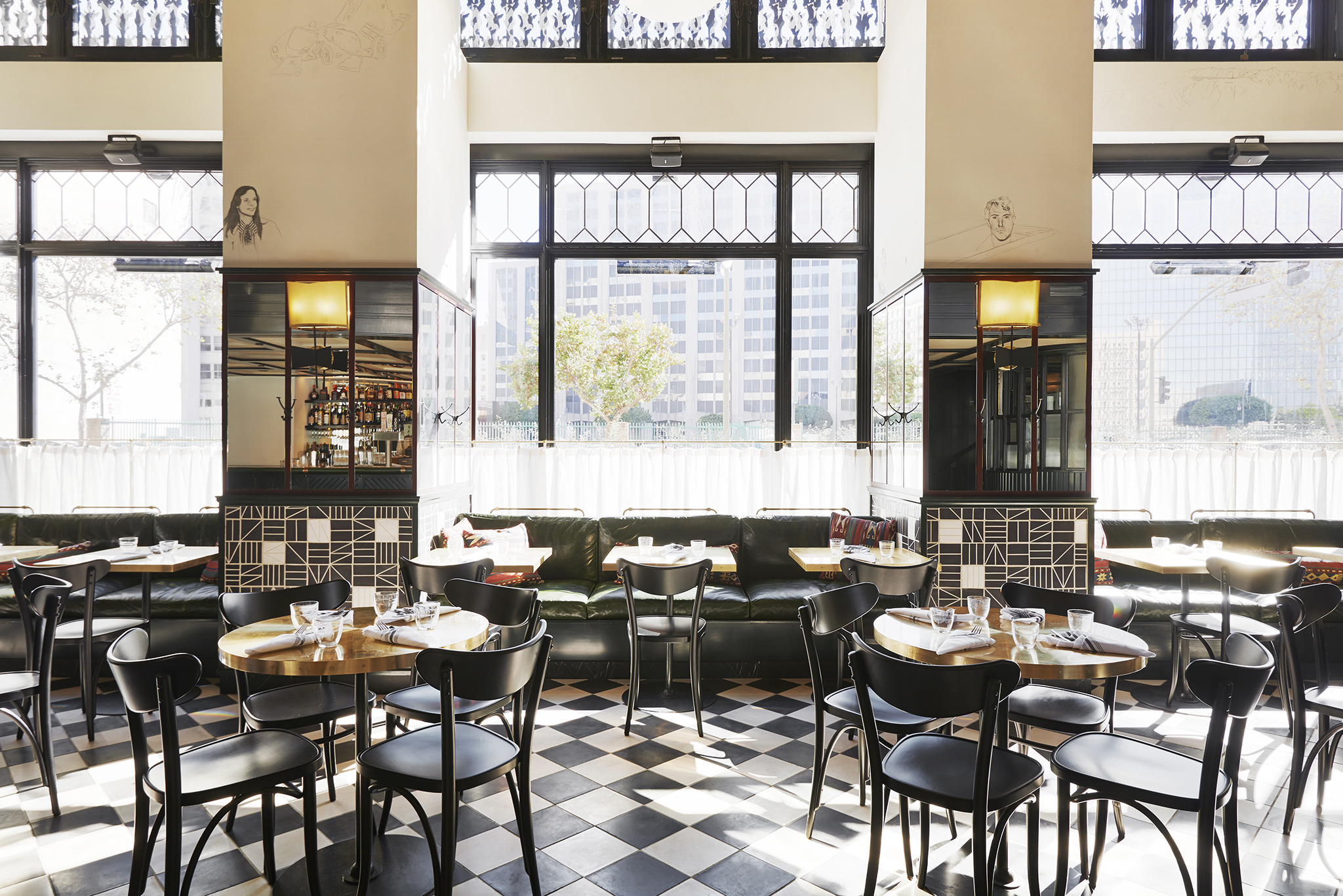 Best hotel brunches