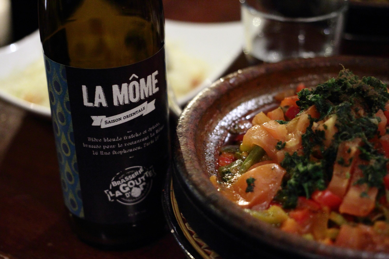 Restaurant La Môme Paris Goutte d'Or