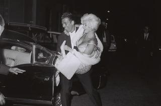 Marcello Geppetti (Jane Mansfield and Mike Hargitay, Rome, September 1960)