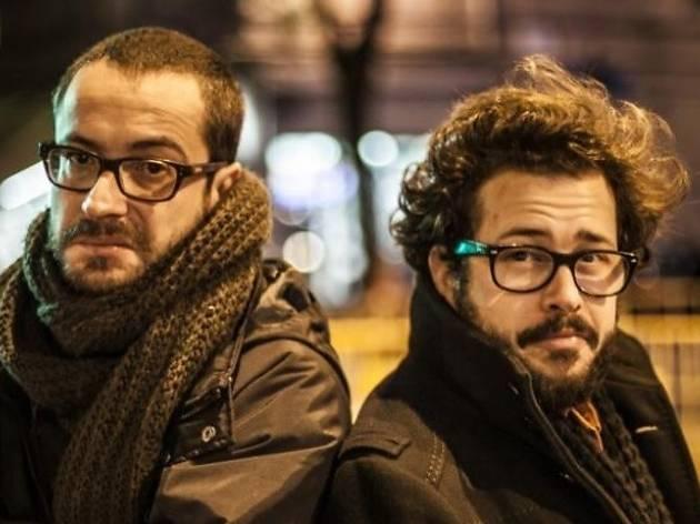 Malditos Cómicos: Detectives Martínez