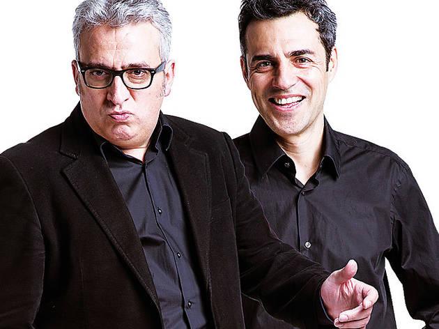 Leo Harlem i Dani Delacámara