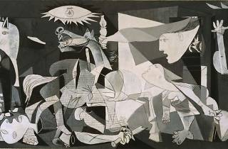 Pity and Terror: Picasso's Path to 'Guernica'