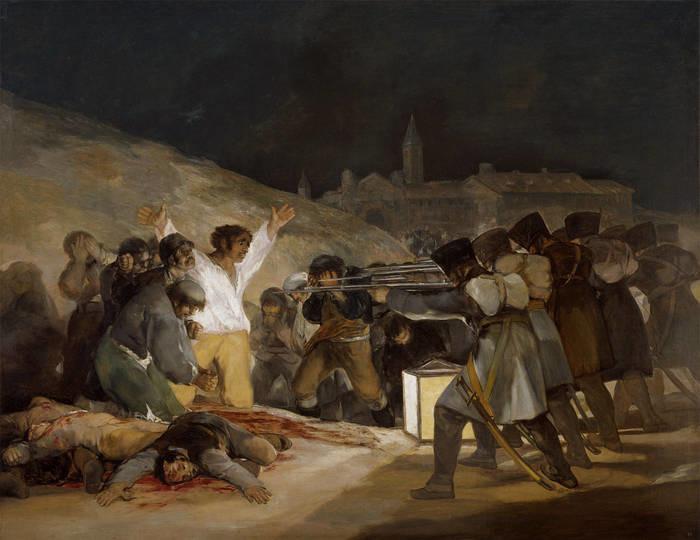The Third of May 1808, Francisco Goya