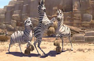 Khumba A Zebra's Tale