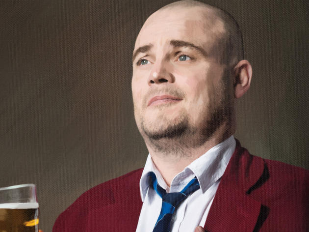 Al Murray the Pub Landlord: Let's Go Backwards Together