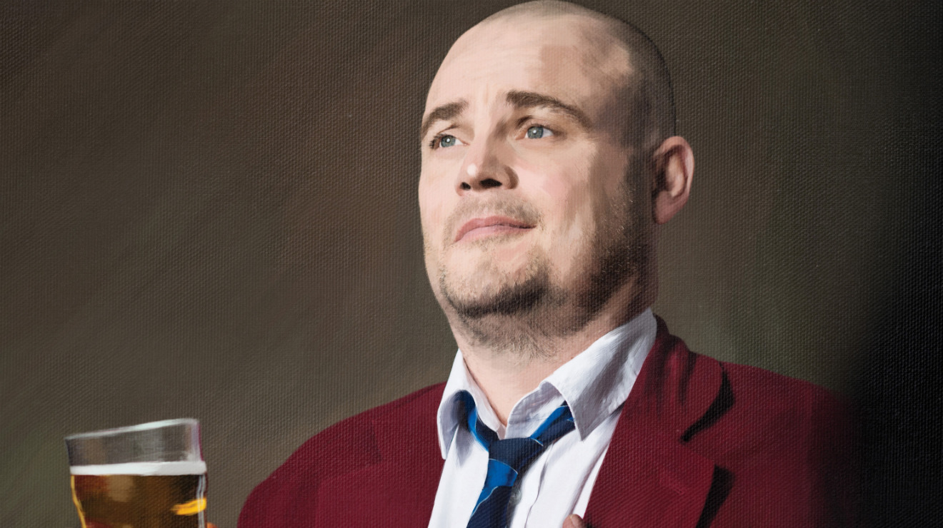 Al Murray the Pub Landlord – One Man, One Guvnor