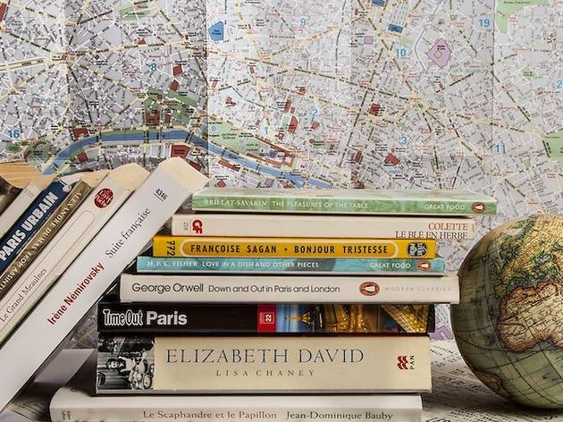 paris books