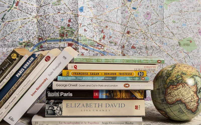 The best books about Paris