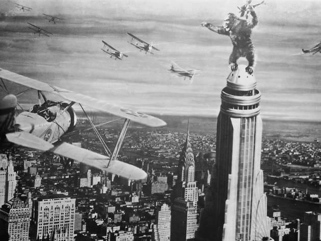 Best animated movies: King Kong