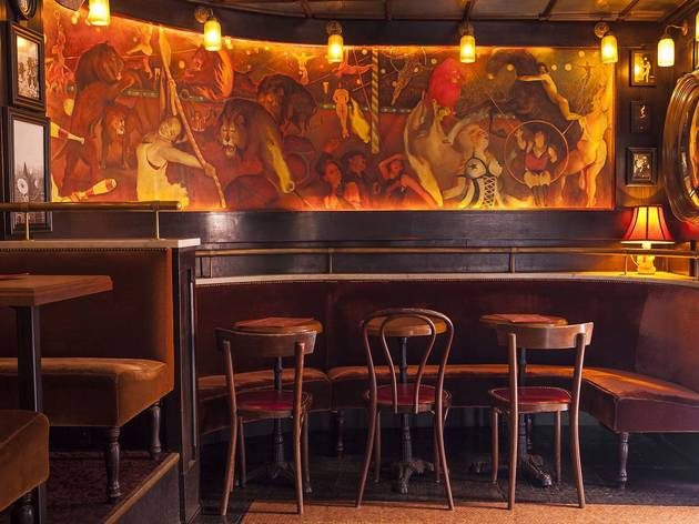 The best West Hollywood bars