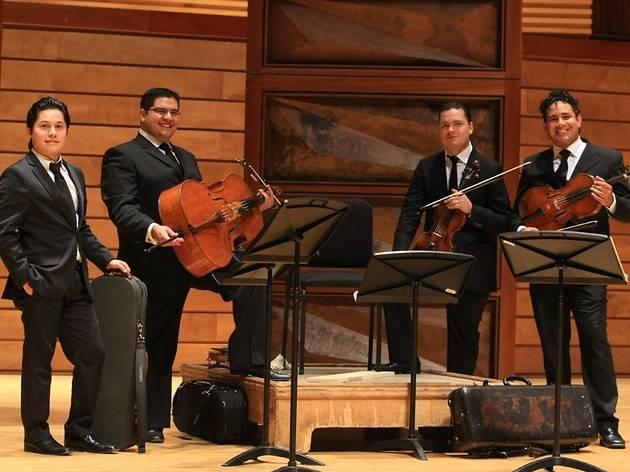Palau 100 Cambra: Cuarteto Simón Bolívar