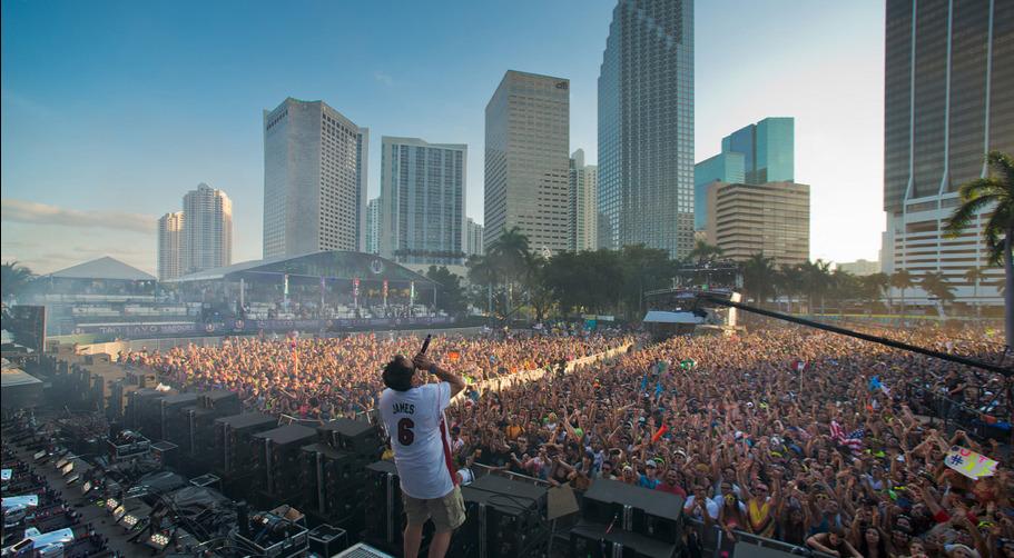 Ultra Music Festival, Miami 2014