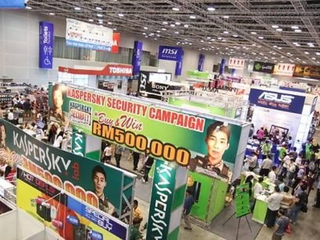 PIKOM PC Fair 2014