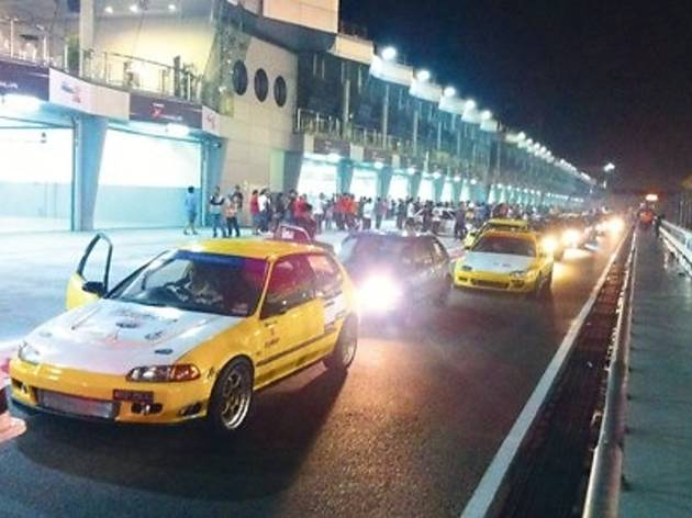 Sepang Drag Battle