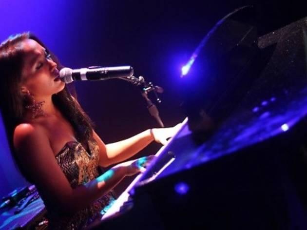 Alicia Pan Live at Ril's