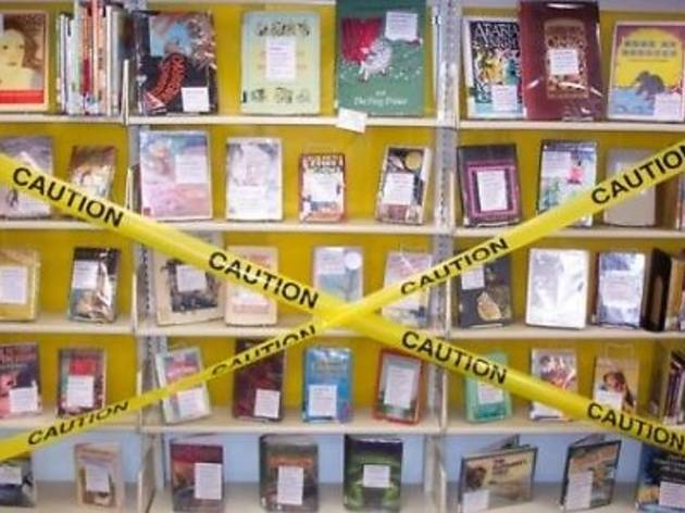 Books They Forgot to Ban