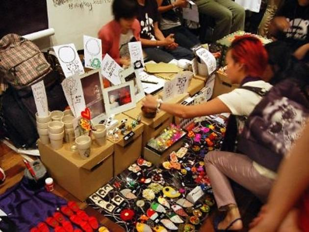 KL Alternative Bookfest 2014 + Art for Grabs