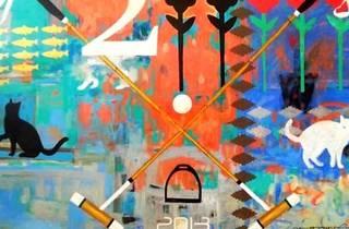 Recent Paintings: New Beginning