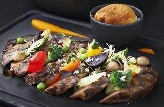 Australian Wagyu Beef at Mandarin Grill