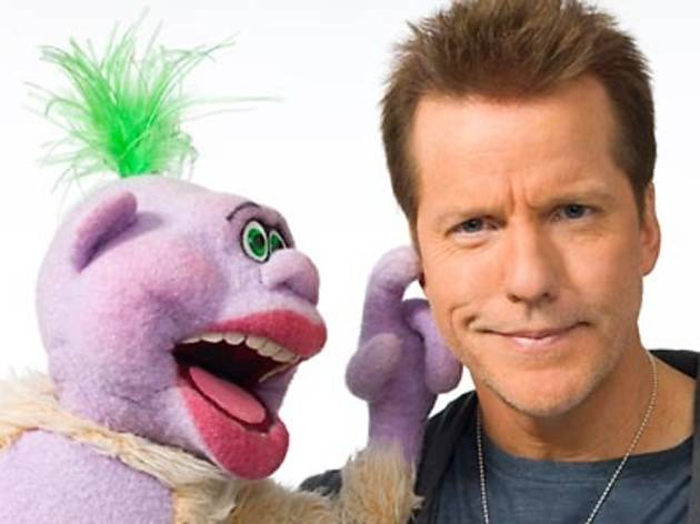 Jeff Dunham Disorderly Conduct Tour live in KL