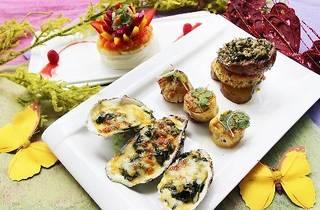 WIP's 'Love Is Food, Food Is Love' set menu