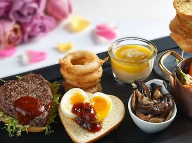 Gastro Sentral Valentine�s Day menu