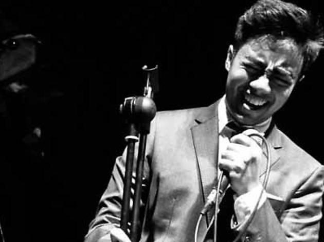 Razlan Shah feat John Dip Silas Trio