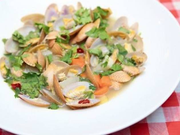 Bistro Richard CNY set menu