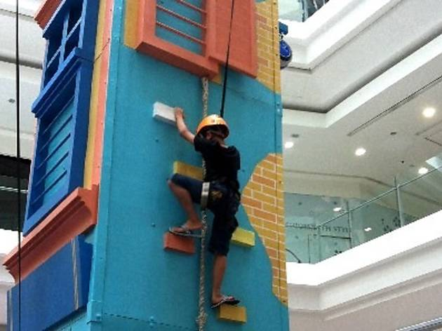 Mini Escape Adventureplay at SStwo Mall