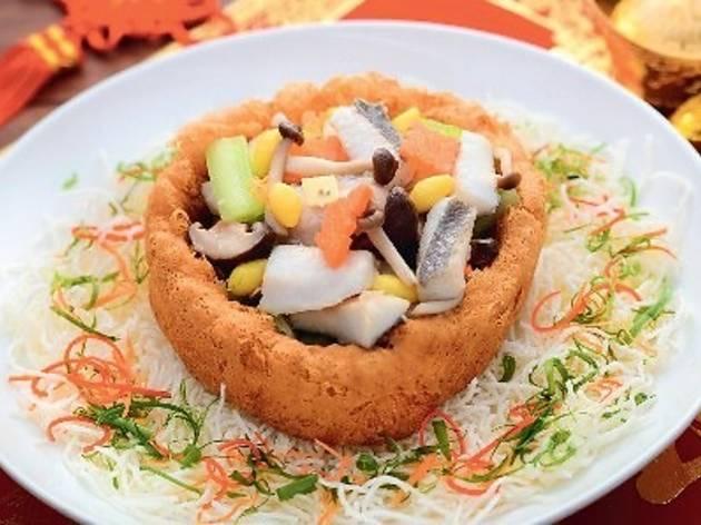Tao Chinese Cuisine CNY Set Menu