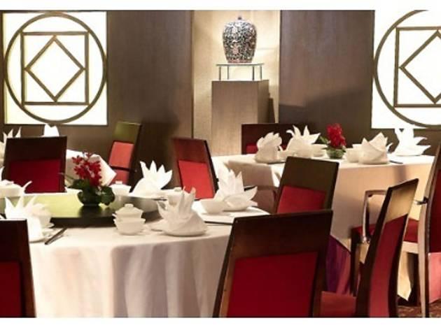 Si Chuan Dou Hua CNY set menu