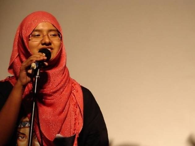 Spoken Word and The Art of Telling Stories Workshop