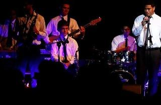 Kings College presents KC Blues Band & Burtones