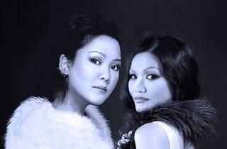 Zalina Lee & Janet Lee at Alexis Bistro