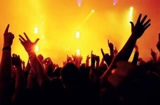 RP Entertainment Centre Explosive Countdown Party