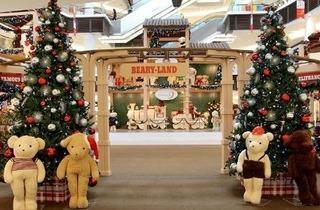 Beary Christmas at Paradigm Mall